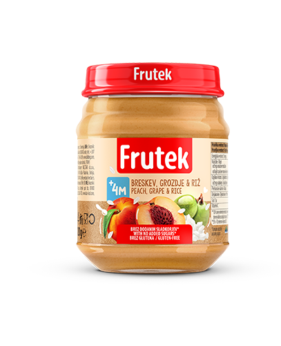 Frutek Puree Grape Peach