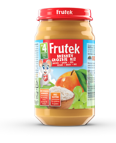 Frutek Puree Peach Grape