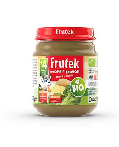 Frutek Puree Broccoli Bio