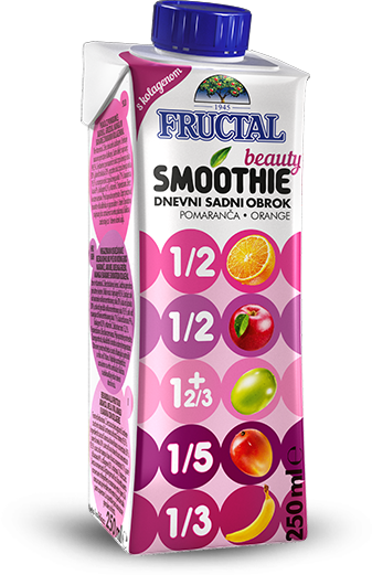 Fructal Smoothie Beauty