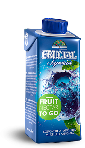 Fructal Superior Borovnica